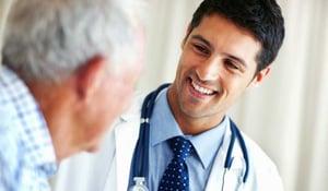 internal medicine and patient