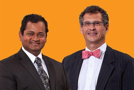 Dr. Ganesh Ramachandran & Dr. Kral Varhan