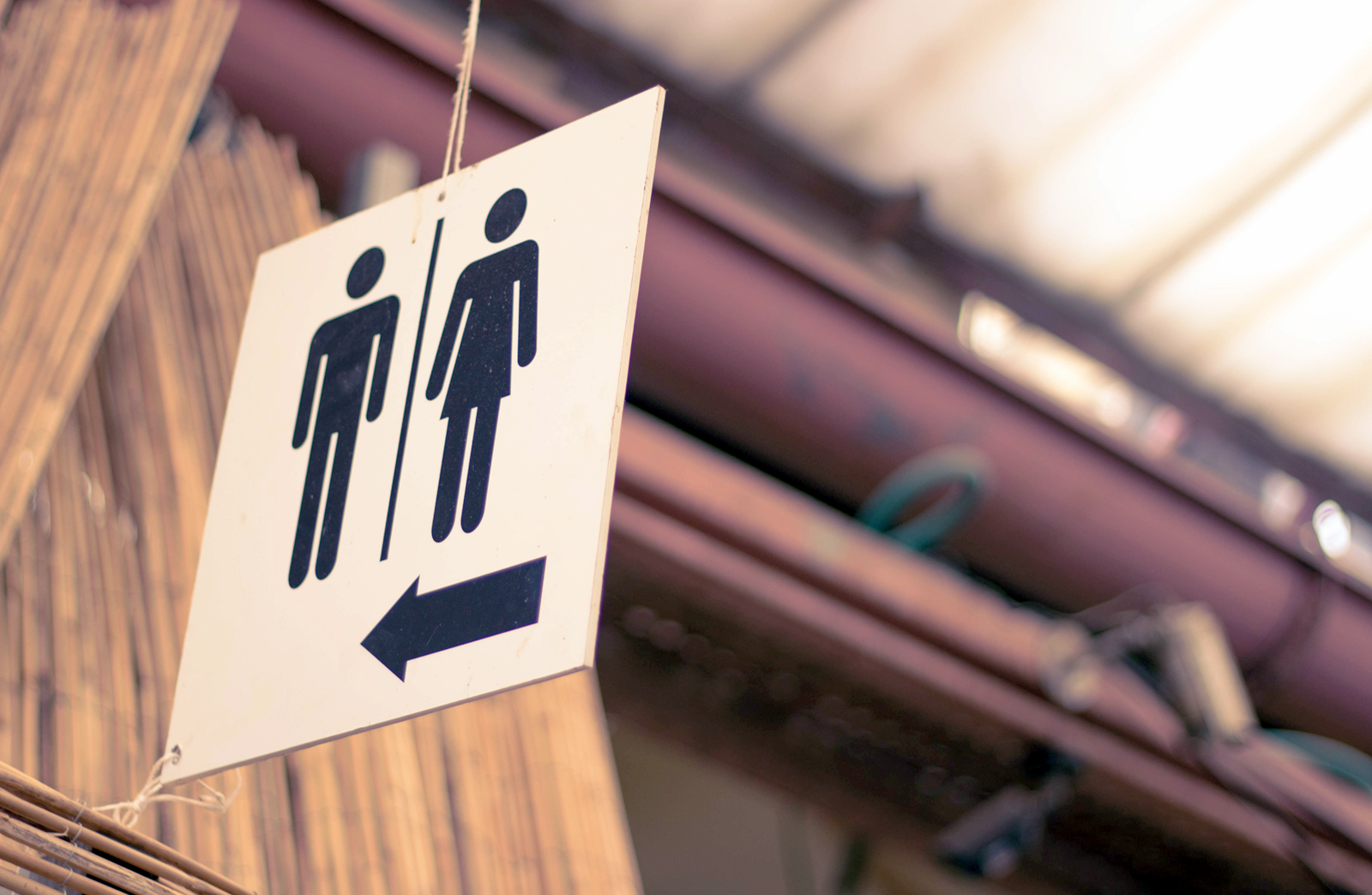 People with an overactive bladder often are always on the lookout for the closest restroom