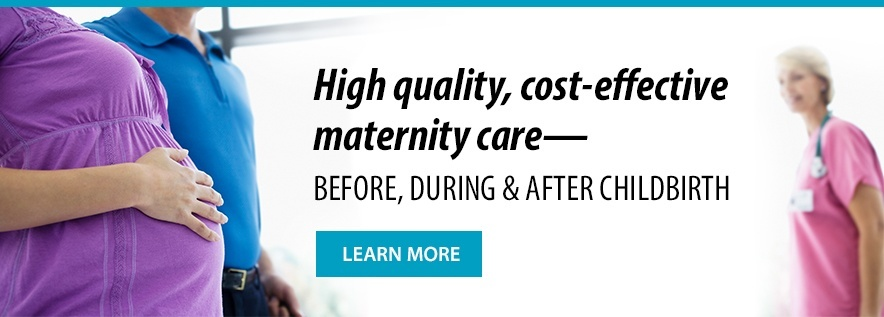 Get maternity care from Logansport Memorial Hospital