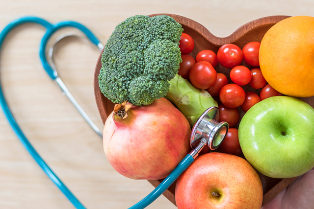what you eat can impact your cholesterol levels